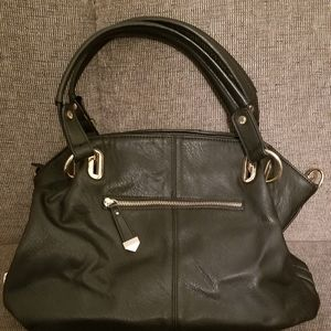 Dune London Bags - Dune London Handbag Black Goldtone Hardware